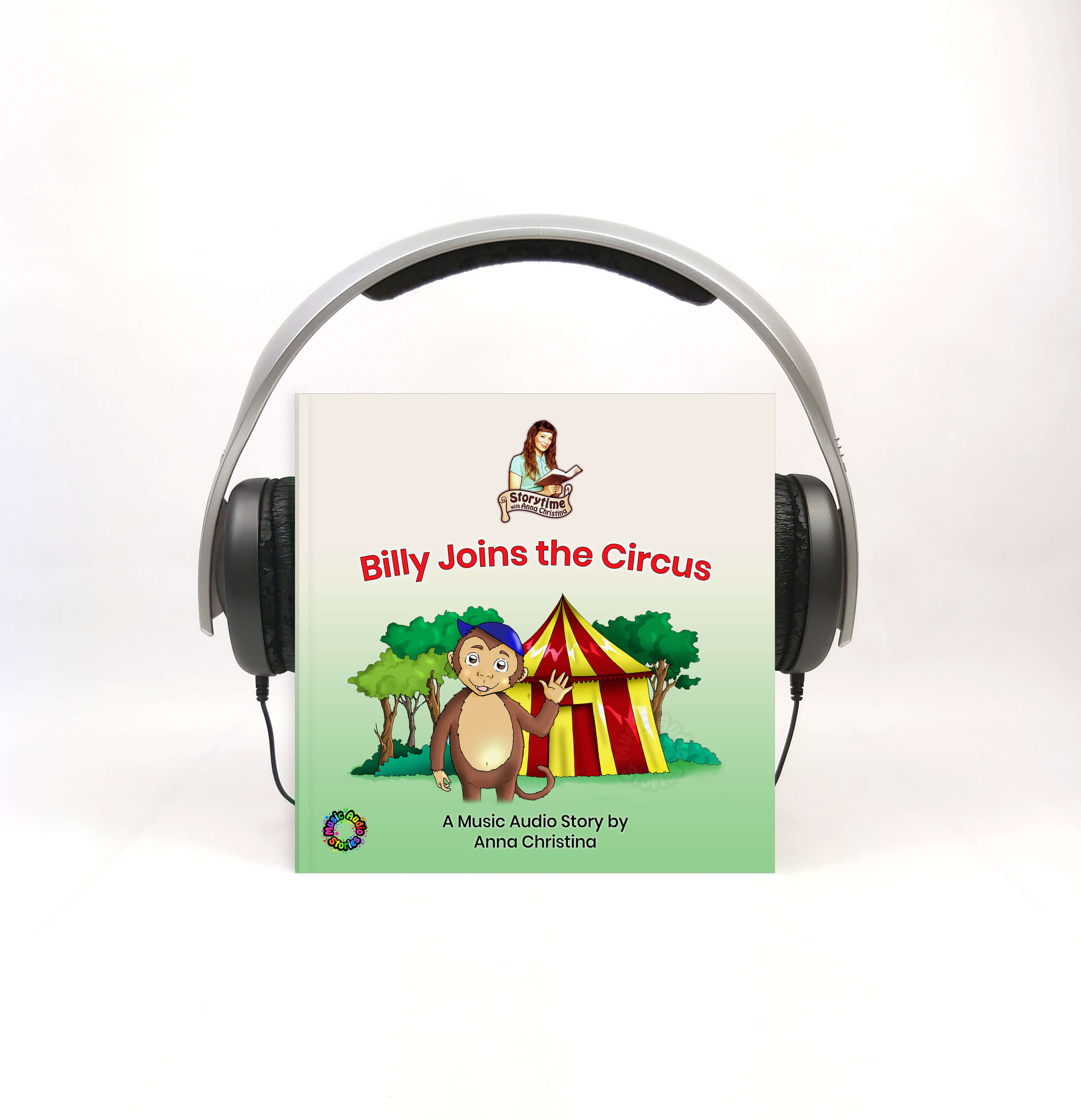 Music Audio Stories - Billy Audiobook image