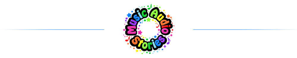 Music Audio Stories logo banner image