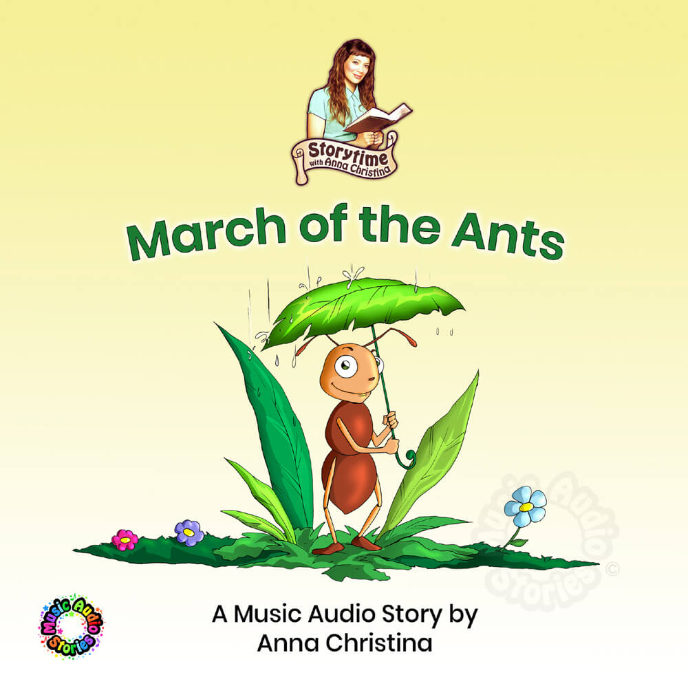 Merch of The Ants cover artwork
